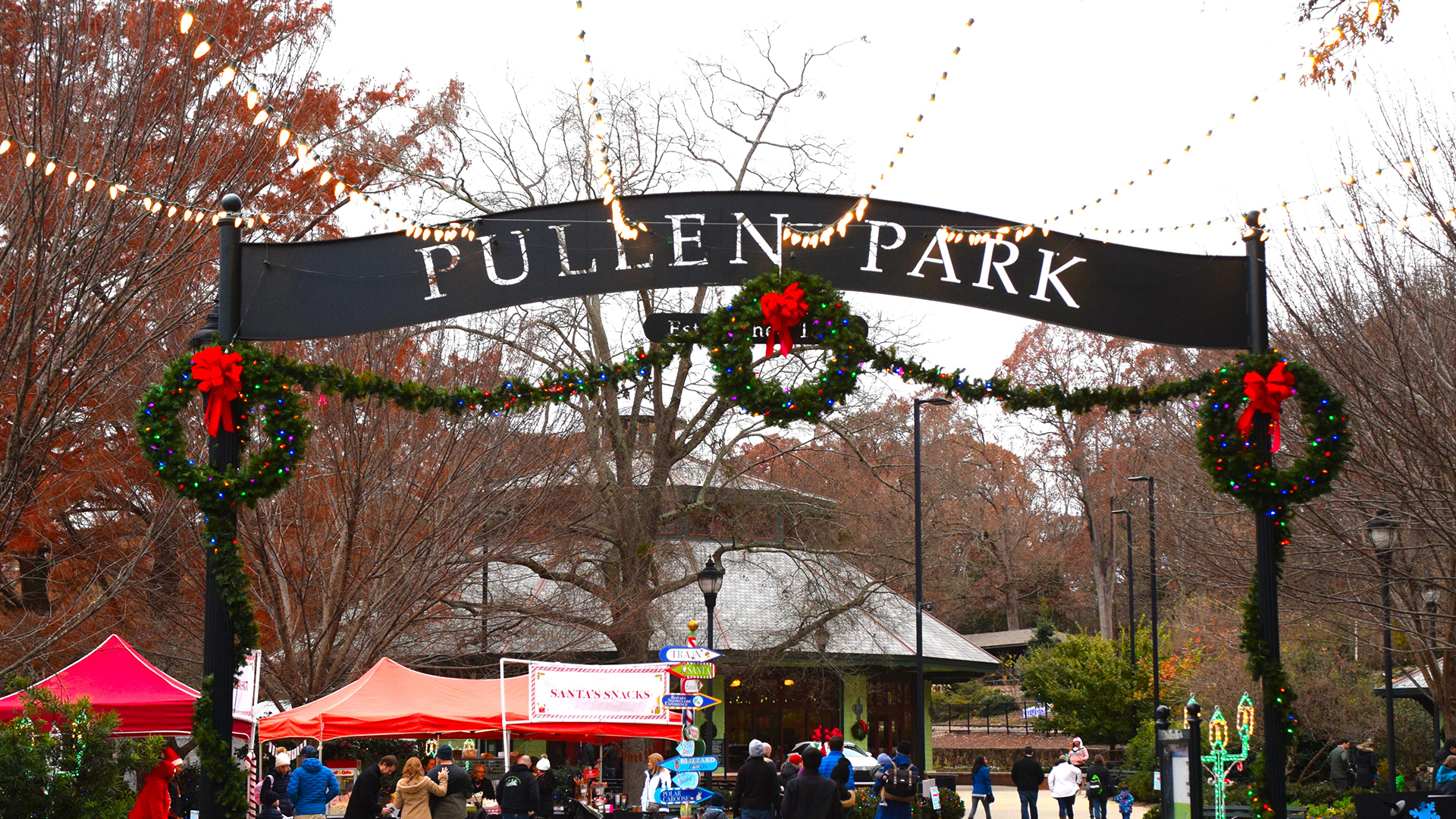 Christmas Events In Raleigh Nc 2021 Holiday Express Raleighnc Gov
