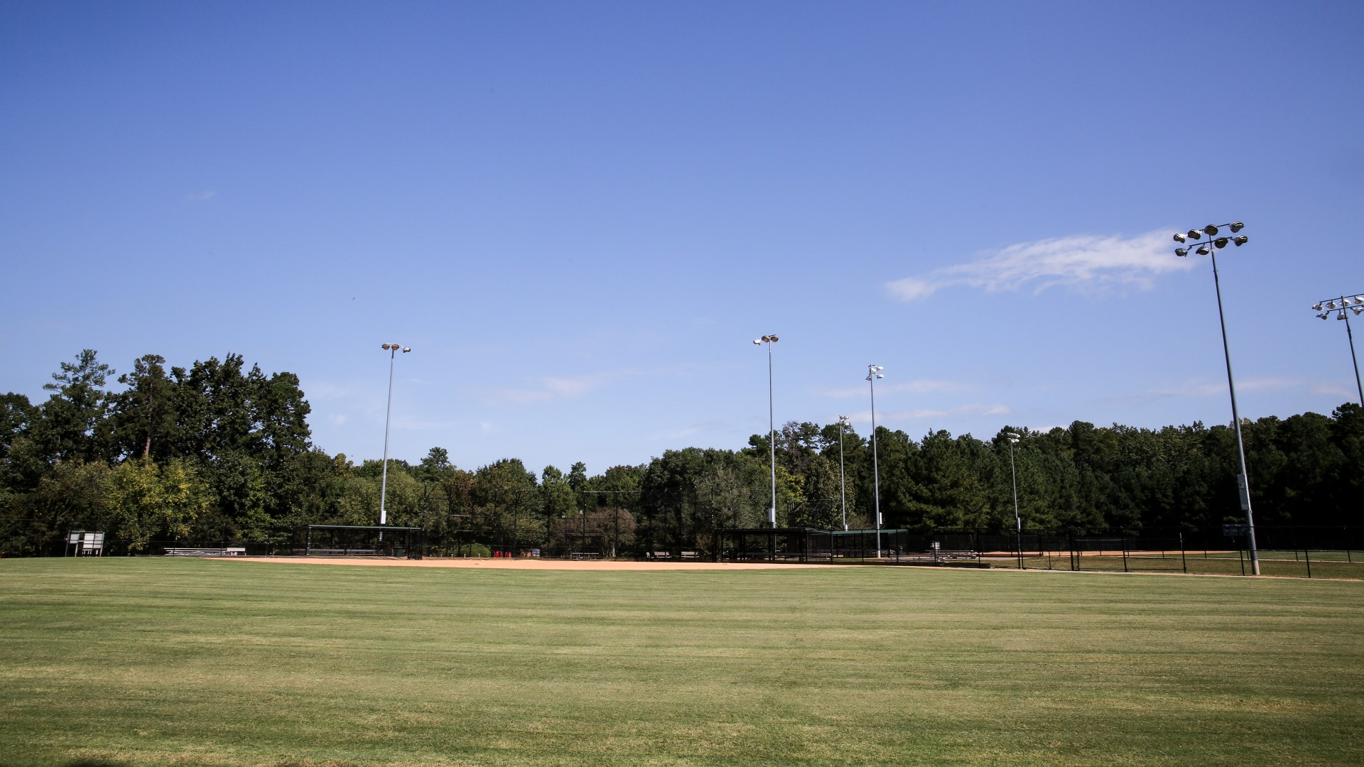 A second slightly smaller multipurpose field at Baileywick Park