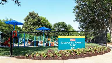 Junious Sorrell Park And playground