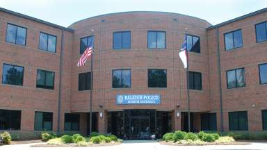 Raleigh Police Department North District Station