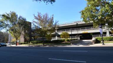 Municipal Parking Deck