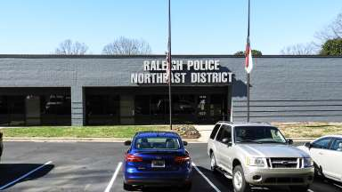 picture of raleigh police department's northeast substation