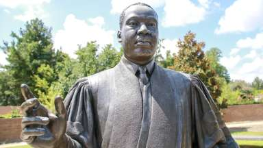 statue of Martin Luther King Jr
